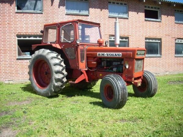 volvo traktor til salg